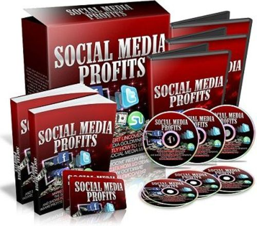 Product picture Social Media Profits Master Resell Rights